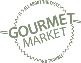 Gourmet Market - It's all about the  taste. No trouble.