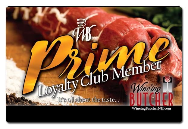 Loyalty Club Card