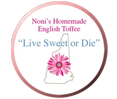 Noni's Homeade English Toffee Logo